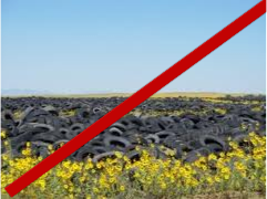 Celebrate Earth Day All Yearlong With Used Tires