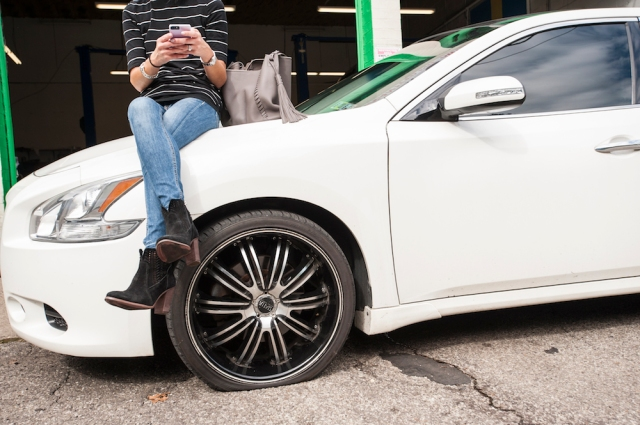 Flat Tire? Don't Stress.